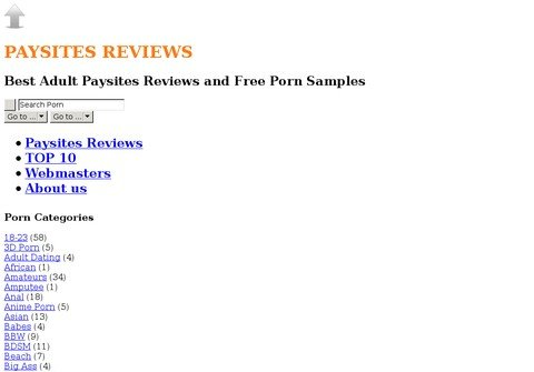 whois paysitesreviews.net