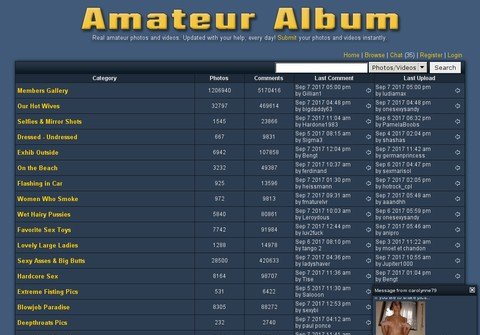 whois amateuralbum.net