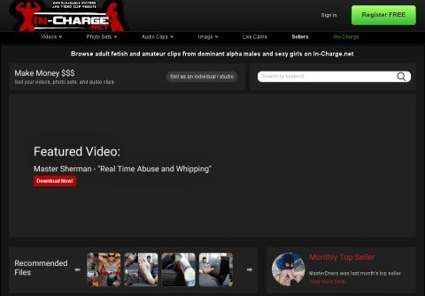 in-charge.net thumbnail