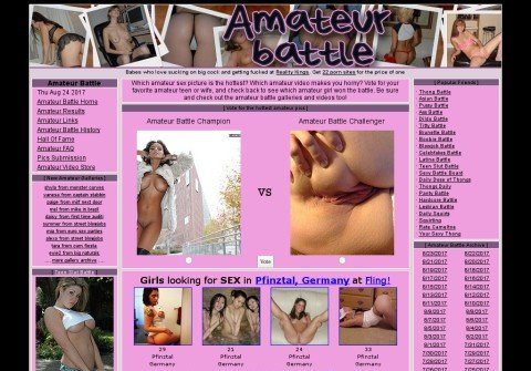 amateurbattle.com thumbnail