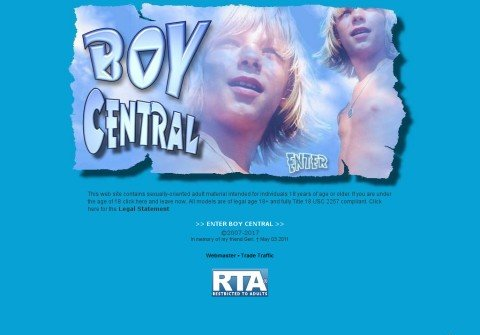 boy-central.com thumbnail