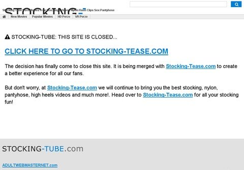 stocking-tube.com thumbnail